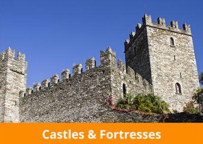 Castles & Fortresses