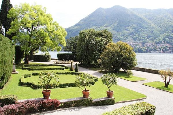 Villa Pizzo Visita Guidata