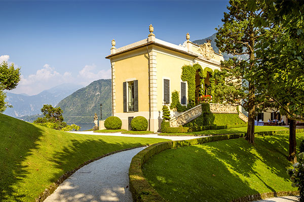 Villa Balbianello reopens for 2019