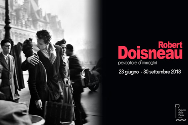 Robert Doisneau Art Exhibition Lecco