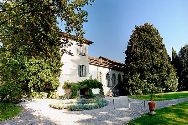 Villa Parravicini Sossnovsky Guided Tour