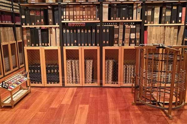 Telai e trame d'autore. Da Leonardo a Maria Lai