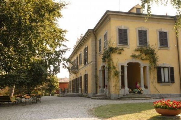 Guided tour of Villa Mapelli Mozzi